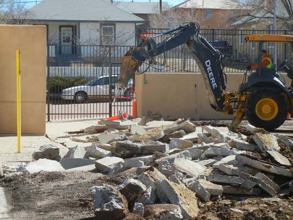 albuquerque demolition services picture